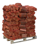 FULL PALLET OF KILN DRIED ASH 44 x NETS
